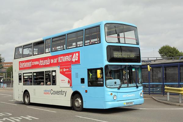 4408 BV52OCC, Coventry 25/8/2015