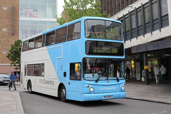 4419 BV52OCO, Coventry 25/8/2015