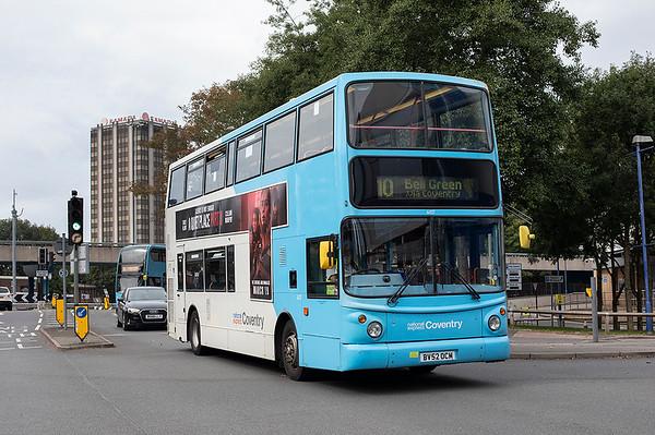 4417 BV52OCM, Coventry 4/9/2020
