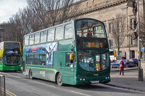 4708 BU06CXB, Dundee 11/2/2019