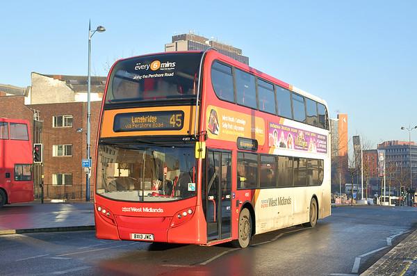 4903 BX13JWC, Birmingham 29/12/2016