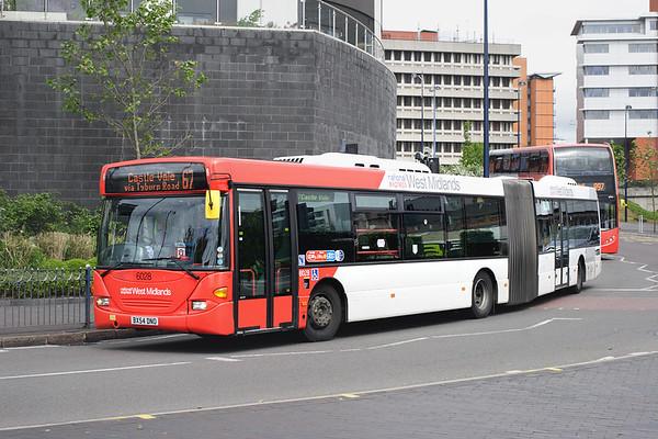 6028 BX54DNO, Birmingham 23/5/2014