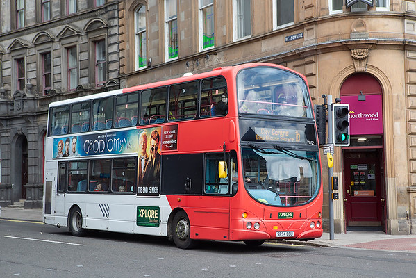 7012 SP54CGU, Dundee 3/6/2019