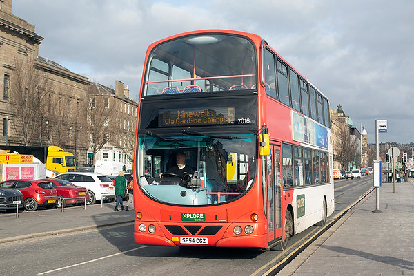 7016 SP54CGZ, Dundee 11/2/2019