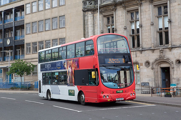 7015 SP54CGY, Dundee 3/6/2019