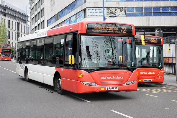 7025 SP10CXG, Birmingham 23/5/2014