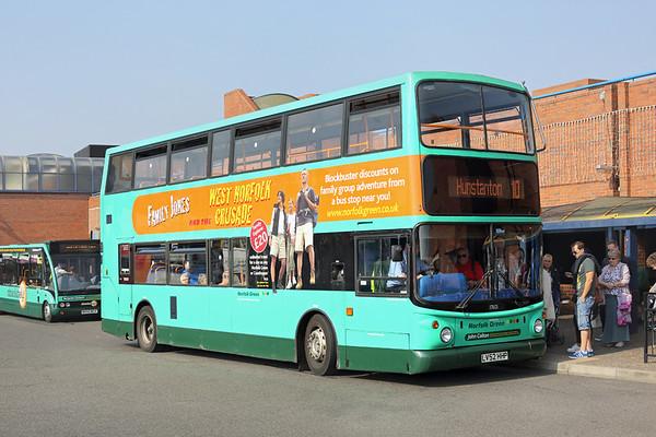 17605 LV52HHP, Kings Lynn 18/9/2014