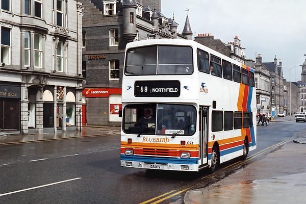 071 GSO1V, Aberdeen 16/5/1993