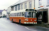National Welsh ND1776 (NWO 462R), a 1977 Leyland National/DP48F on the last day of the Brecon to Llandovery service.