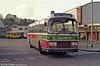 UD364 (WUH 181T), a 1979 Leyland Leopard/Plaxton Supreme C49F leaving Bridgend for Nantymoel.