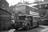 Carrying Western Welsh fleetnames, National Bus livery, a Red & White style fleetnumber and a grille from an earlier bus, this is the poorly-disguised former Rhondda Transport AEC Regent V/Northern Counties H37/28F 484 (ETX 484C) of 1965 vintage.