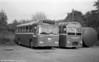 U4465 (FAX 296C), a former Jones, Aberbeeg (no. 124) Leyland Tiger Cub/Marshall DP45F.