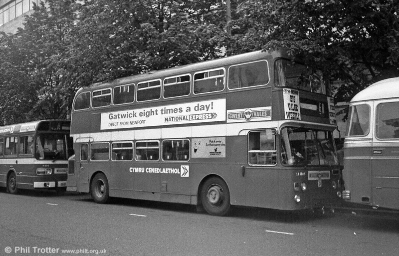 A second view of Leyland Atlantean/Northern Counties H41/32F LR5869 (PKG 375H).