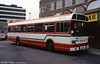Western Travel Group/Red & White Leyland National/B52F 653 (NOE 572R) which originated with Midland Red.