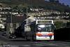 Stagecoach 588 (L270 EHB) a 1993 Dennis Dart/Plaxton B40F new to Parfitt, Rhymney Bridge.