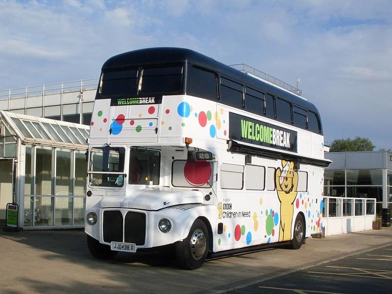 JJD498D, Charnock Richard Services, 4th June 2011