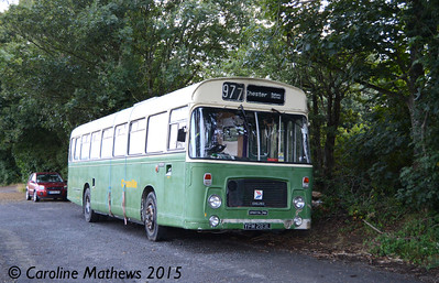 YFM283L near Midhurst, 26th July 2015