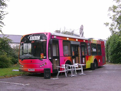 BBC MK52OXA, Darlington, 24th September 2006