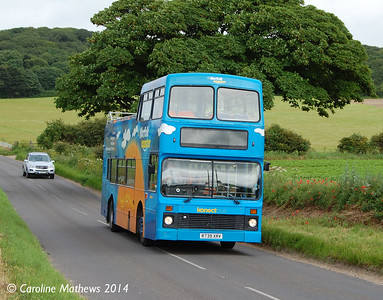 Konectbus 50 (R739XRV), 15th June 2014