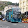 Arriva Cymru 4538 (CX14BXY), Mostyn Street, Llandudno, 14th June 2016