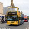 Arriva Cymru 3990 (S243JUA), Mostyn Street, Llandudno, 14th June 2016