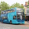 Arriva Cymru 4546 (CX14BXJ), Mostyn Street, Llandudno, 14th June 2016