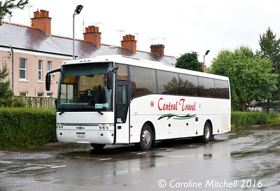 Central Travel Y7CTL, Wrexham, 13th June 2016