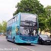Arriva Cymru 4548 (CX14BXL), Mostyn Street, Llandudno, 14th June 2016