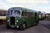 7 (FV 9044) is a former Blackpool Corporation 1937 Leyland Tiger TS7 latterly used as a service vehicle and photographed at Cobham in 1999. The bodywork was originally Burlingham FB34C.