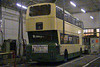 Blackpool 1983 Leyland Atlantean AN68/East Lancs H49/36F 364 (A364 HHG) seen in the depot on 5th March 2004.
