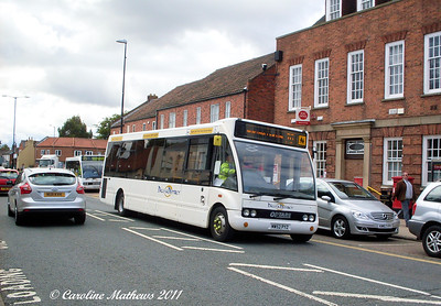Dales and District 04 (MW52PYZ), Northallerton, 8th August 2011