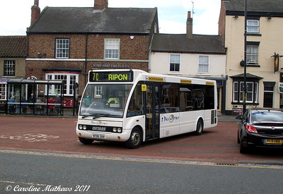 Dales and District 30 (NT06GKA), Northallerton, 8th August 2011