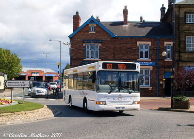 Dales and District 08 (MX05ENE), Northallerton, 8th August 2011