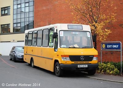 REZ4475, Downpatrick, 15th October 2014