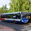 Stagecoach 36758 (KX62BVE), Nuneaton Bus Station, 9th September 2017