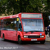Arriva 2570 (FN56CZS), Harefield Road, Nuneaton, 9th September 2017