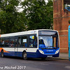 Stagecoach 39696 (KX08HRD), Harefield Road, Nuneaton, 9th September 2017