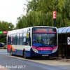 Stagecoach 36753 (KX62BSV), Nuneaton Bus Station, 9th September 2017