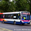 Stagecoach 36752 (KX62BRZ), Harefield Road, Nuneaton, 9th September 2017