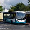Arriva 2003 (YY15NJZ), Nuneaton Bus Station, 9th September 2017