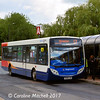Stagecoach 39687 (KX08LVH), Nuneaton Bus Station, 9th September 2017