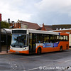 Travel de Courcey 559 (AE07DZJ), Nuneaton Bus Station, 9th September 2017
