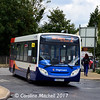 Stagecoach 36168 (KX60DTK), Nuneaton Bus Station, 9th September 2017