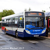 Stagecoach 39697 (KX08HRE), Nuneaton Bus Station, 9th September 2017
