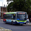 Stagecoach 36153 (KX60DPO), Harefield Road, Nuneaton, 9th September 2017