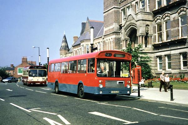 YCW848N, St Helens 8/9/1991