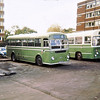 Crossville EMG424 Crewe Bus Station 20 Sep 75