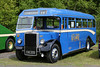 Alexander Leyland Tiger 181 Lathalmond Bus Museum 18th May 2014