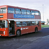 Alder Valley 955 Leicester Forest East Service Station M41 13 May 79