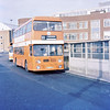 Cardiff Corperation 579 Cardiff Bus Station 12 Oct 75